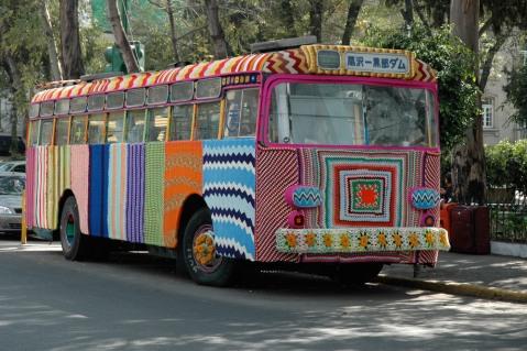 KnittaPlease bus
