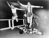 1950 roller derby